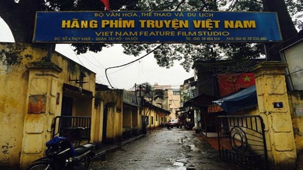 Công bố kết luận thanh tra về công tác cổ phần hóa tại Hãng phim truyện Việt Nam